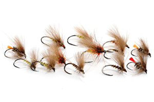 tactical dry flies set